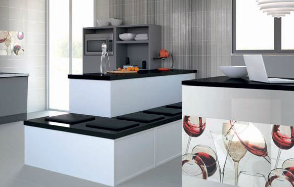 Fliesen Porcelanite Ambiente